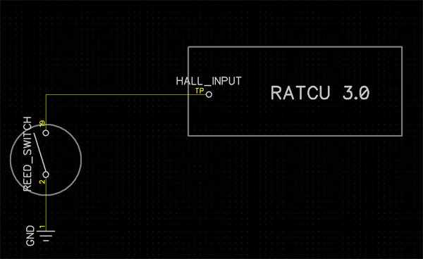 (RATCU: AT CONTROL UNIT)